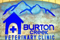 Burton Creek Veterinary Clinic Logo